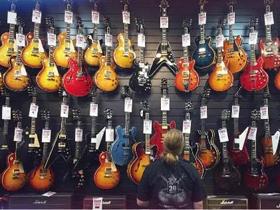 Gibson吉他越来越贵,但这家公司却已前途未卜