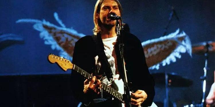 关于Kurt Cobain的设备众说纷纭,且听他讲述背后的故事