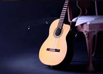 学吉他,音感很差这么办?