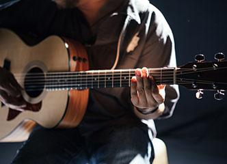 吉他独奏的5种指型练习