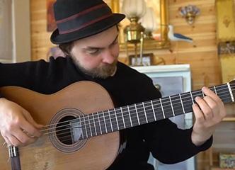 1把吉他,25个国家 | 吉他小哥用音乐来描述不同国家