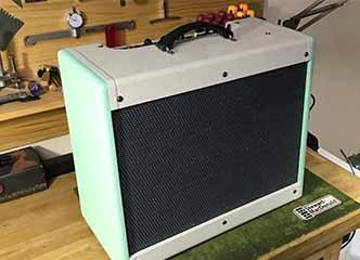 吉他音箱箱头箱体阻抗匹配常识