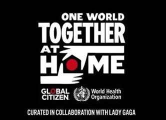 Lady Gaga发起,世界巨星云集!全球直播演唱会8小时为抗疫募集1.279亿美元!