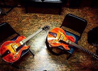 你知道吉他品点上的泛音音高吗?