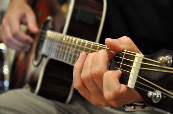 双吉他演奏《take your time》,太好听了,泛音撩人!