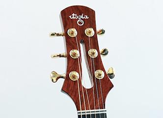 吉他测评 | 把拿火的Pro和价值26000的泰勒放在一起,你未必能听出差别