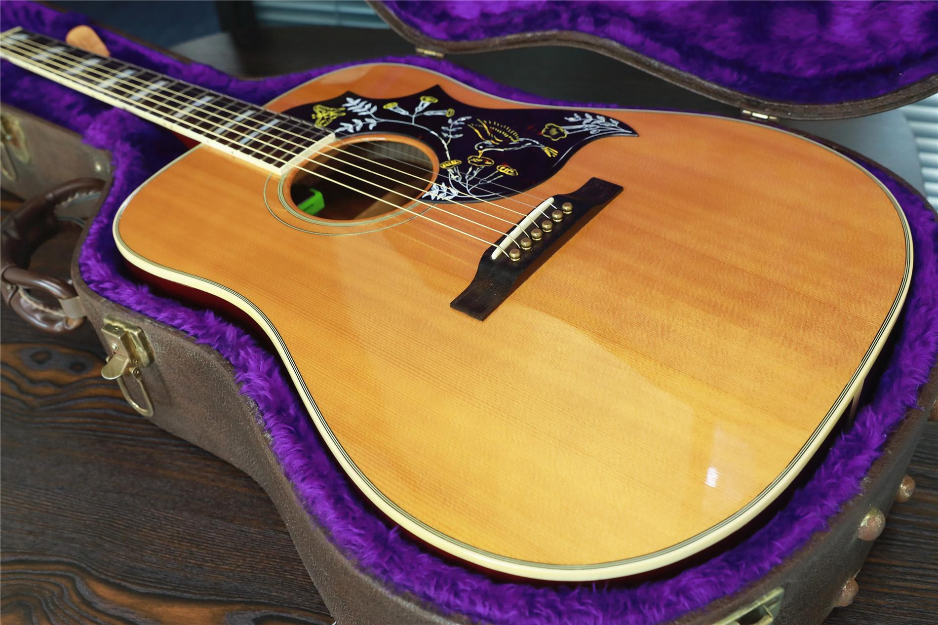 9新 Gibson 蜂鸟100周年 市场价30000 折后价21499 | 二手琴寄卖