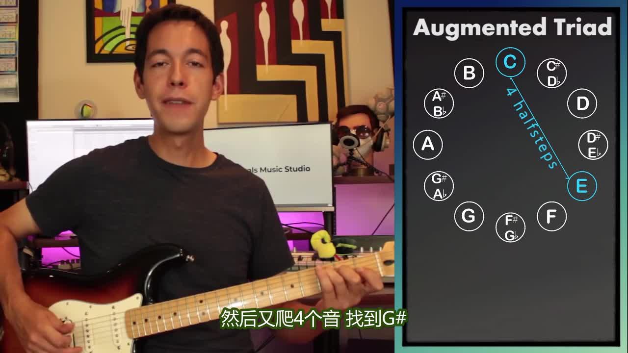 增和弦的神奇用法!