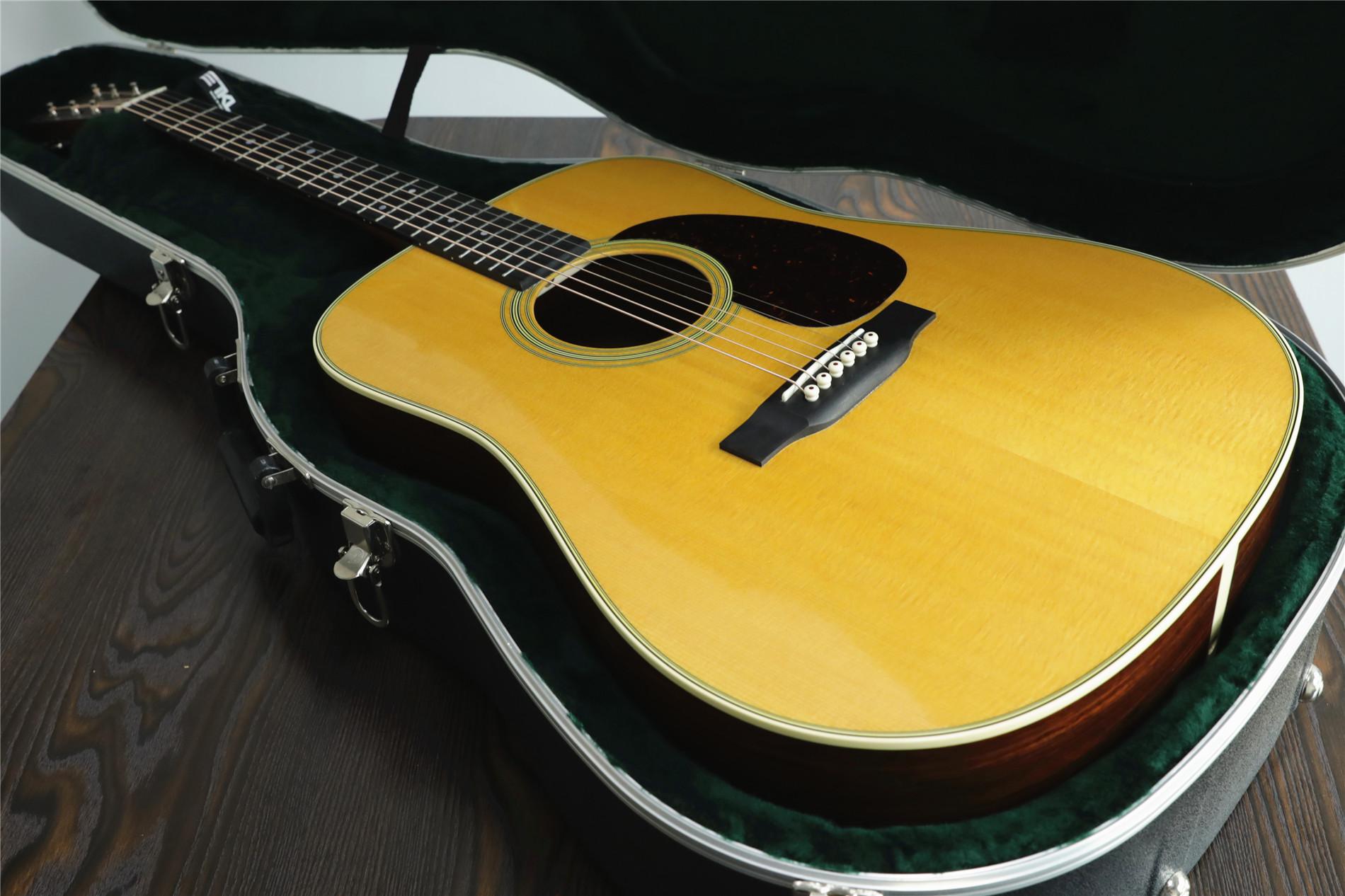 95新 Martin D28 2017 市场价20800 折后价12479 | 二手琴寄卖