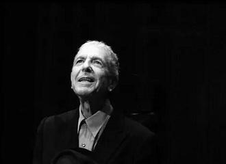 勤奋、创造、不言放弃|纪念Leonard Cohen