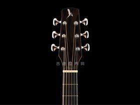 这支造型奇特的吉他,是个什么鸟?
