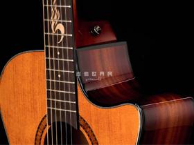 冯涛吉他测评 第15期 刘嘉卓代言 布鲁克S25G-DCG